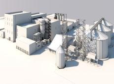 Omnia Starch Factory